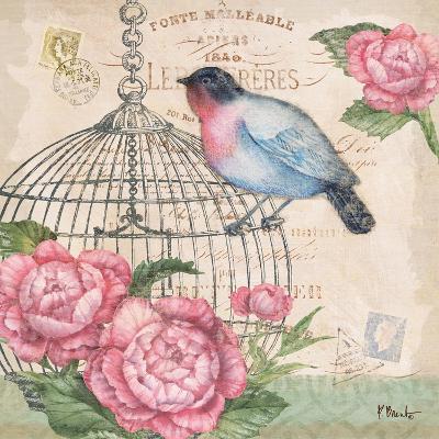 Bella Flora II-Paul Brent-Art Print