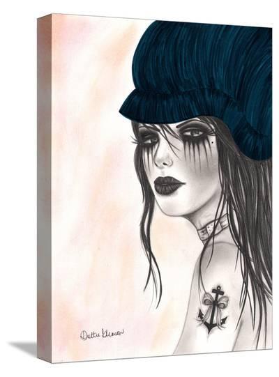 Bella-Dottie Gleason-Stretched Canvas Print