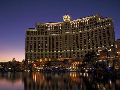 Bellagio Hotel, Las Vegas, NV-Lynn Eodice-Photographic Print