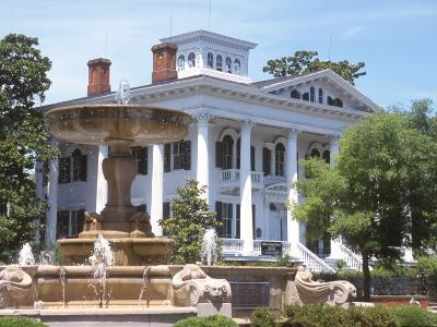 Bellamy Mansion of History and Design Arts, Wilmington, North Carolina-Lynn Seldon-Photographic Print