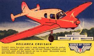 Bellanca Cruisair, Wings of Today