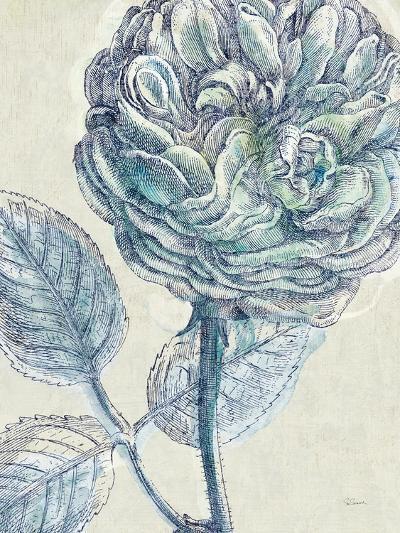 Belle Fleur III Crop-Sue Schlabach-Art Print