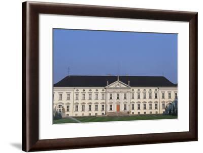 Bellevue Castle--Framed Giclee Print