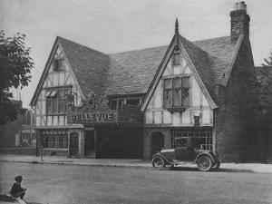 Bellevue Theatre, Upper Montclair, New Jersey, 1925