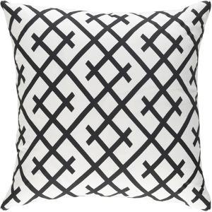 Bellini 18 x 18 Pillow Cover - Black
