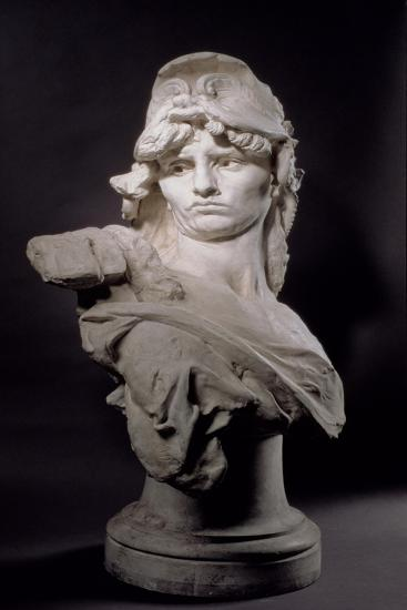 Bellona by Auguste Rodin (1840-1917), 1889--Giclee Print