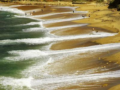 Bells Beach, near Torquay, Great Ocean Road, Victoria, Australia-David Wall-Photographic Print
