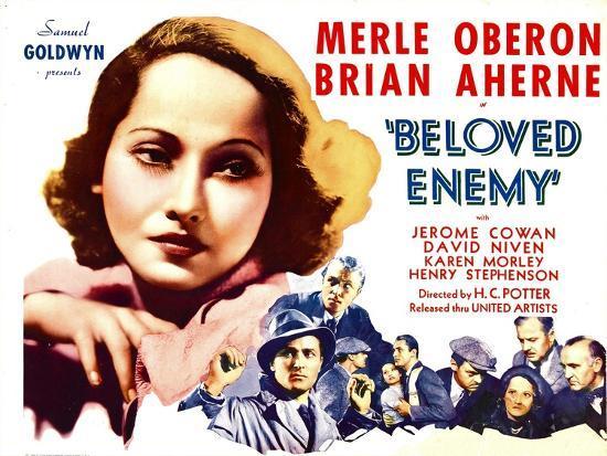 Beloved Enemy, 1936--Photo