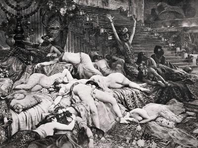 Belshazzar's Feast--Photographic Print
