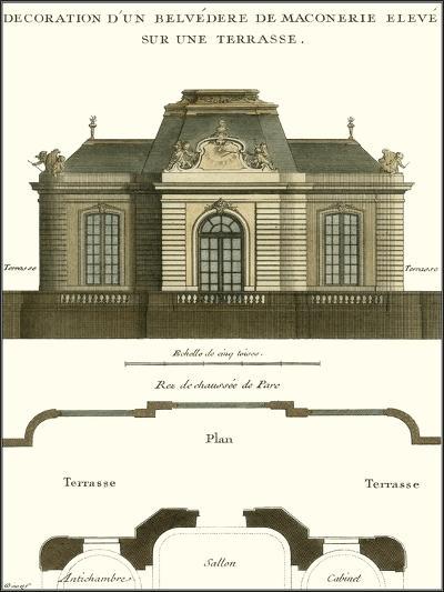 Belvedere Palace I--Art Print