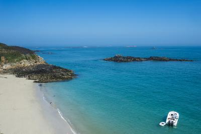 Belvoir Bay, Herm, Channel Islands, United Kingdom-Michael Runkel-Photographic Print