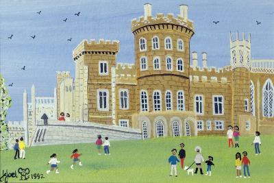 Belvoir Castle, 1992-Judy Joel-Giclee Print