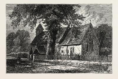 Bemerton Church--Giclee Print