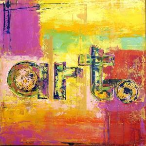 ART Acrylic on Canvas by Ben Bonart