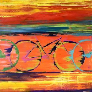 CYCLELOGIC, 2019 by Ben Bonart
