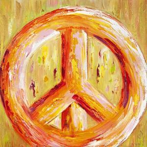 Peace Sign by Ben Bonart