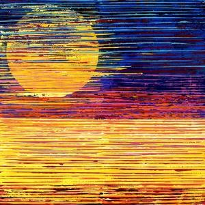 SUN OVERHEAD, 2019 by Ben Bonart