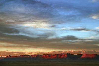 Grand Junction, Colorado: Sunset Lights Up the Cliffs in Grand Junction by Ben Horton