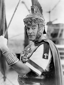 BEN-HUR, 1959 directed by WILLIAM WYLER Jack Hawkins (b/w photo)