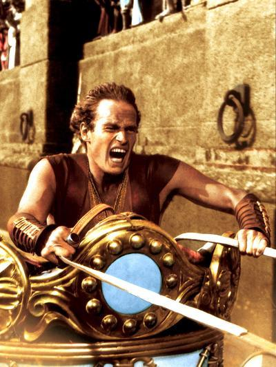 Ben-Hur, Charlton Heston, 1959--Photo
