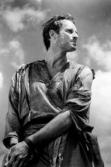 Ben-Hur, Charlton Heston, 1959--Photo