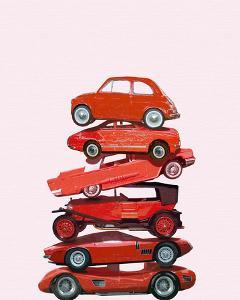 Car Stack II by Ben James