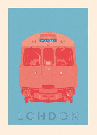 London - Piccadilly Tube