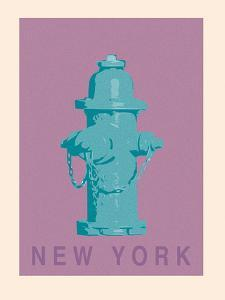 New York - Hydrant by Ben James