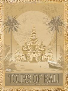 Tours of The East II by Ben James