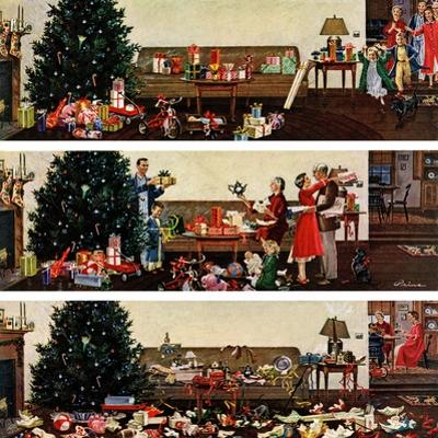 """Christmas Morning"", December 27, 1958"
