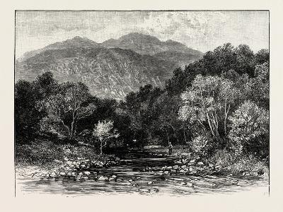 Ben Lomond: the Trossachs and Ben Venue--Giclee Print