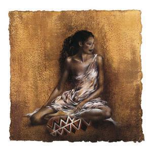 Ebony II by Ben Mogador