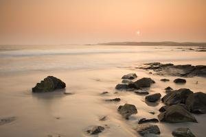 Ballyconneely Beach, Connemara, County Galway, Connacht, Republic of Ireland, Europe by Ben Pipe