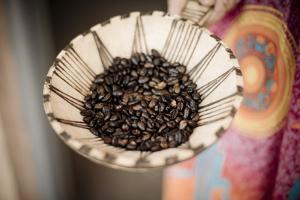 Coffee Beans, Omo Valley, Ethiopia, Africa by Ben Pipe