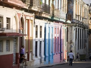 Havana, Cuba, West Indies, Central America by Ben Pipe
