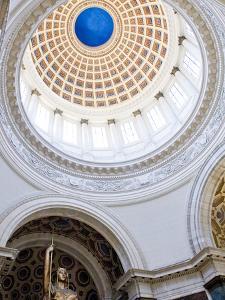 Interior, Capitolio, Havana, Cuba, West Indies, Central America by Ben Pipe