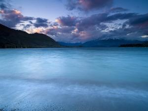 Lake Wanaka, Central Otago, South Island, New Zealand, Pacific by Ben Pipe