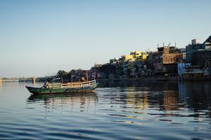 Mathura, Uttar Pradesh, India, Asia by Ben Pipe