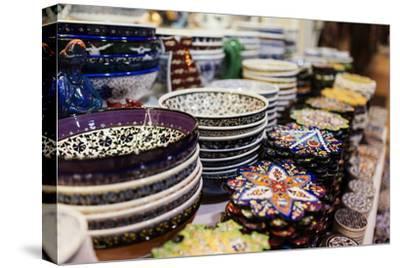 Products for Sale, Grand Bazaar (Kapali Carsi), Istanbul, Turkey