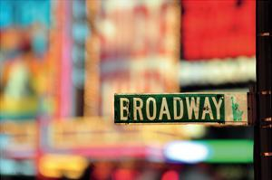 On Broadway by Ben Richard