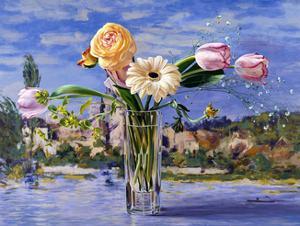 Daisy Summer, 1998 by Ben Schonzeit