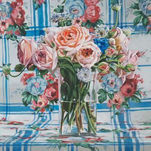 Double Roses by Ben Schonzeit
