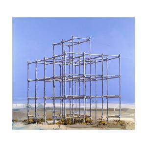 Monkey Bars, 1984 by Ben Schonzeit