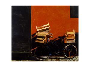 Ruginata, 1985 by Ben Schonzeit