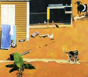 The Orange Farm by Ben Schonzeit