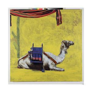 White Camel, 1992-95 by Ben Schonzeit