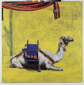 White Camel, 1992-95 by Ben Schonzeit