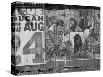 Circus Poster, Smithland, Kentucky, c.1935
