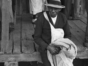 Cotton Picker, Arkansas, c.1935 by Ben Shahn