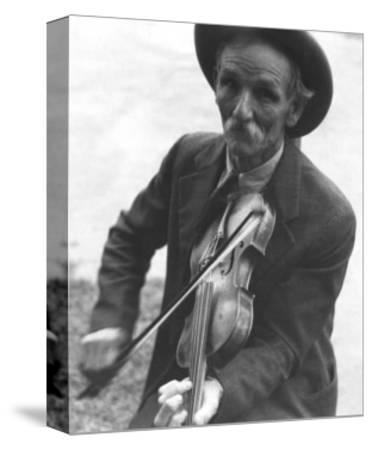 Fiddlin' Bill Henseley, Mountain Fiddler